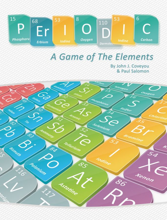 Periodic: A Game of The Elements [0]
