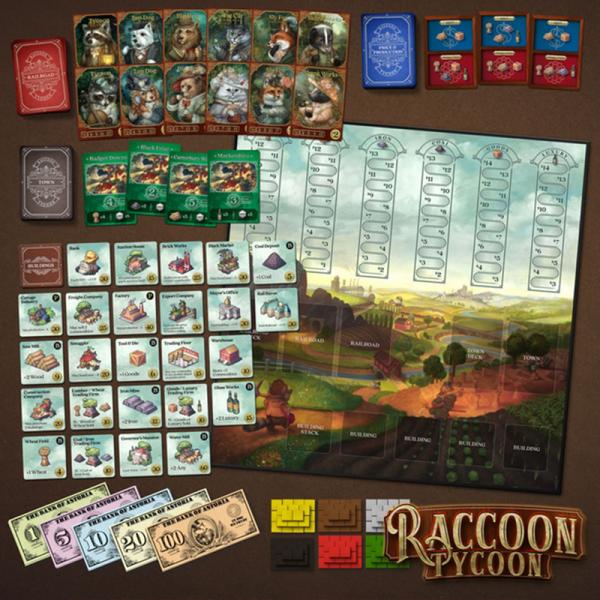 Raccoon Tycoon 2
