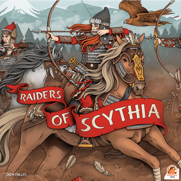Raiders of Scythia 0