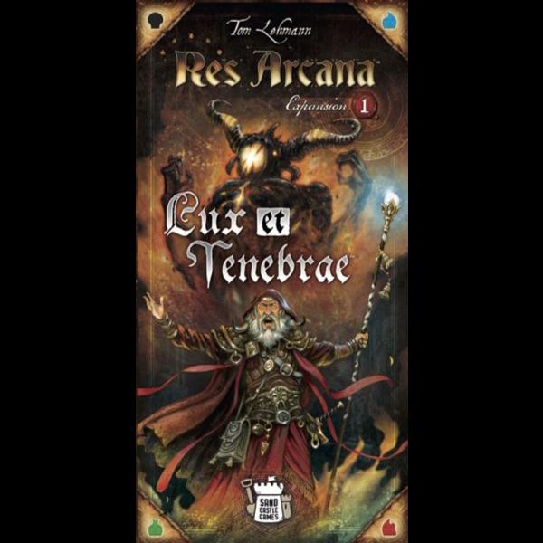 Res Arcana: Lux et Tenebrae 0