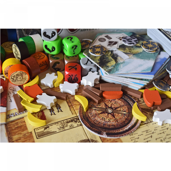 Robinson Crusoe: Adventures on the Cursed Island 3