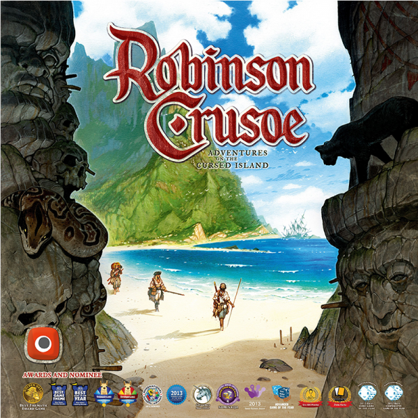 Robinson Crusoe: Adventures on the Cursed Island 0