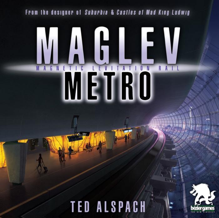 Maglev Metro [0]