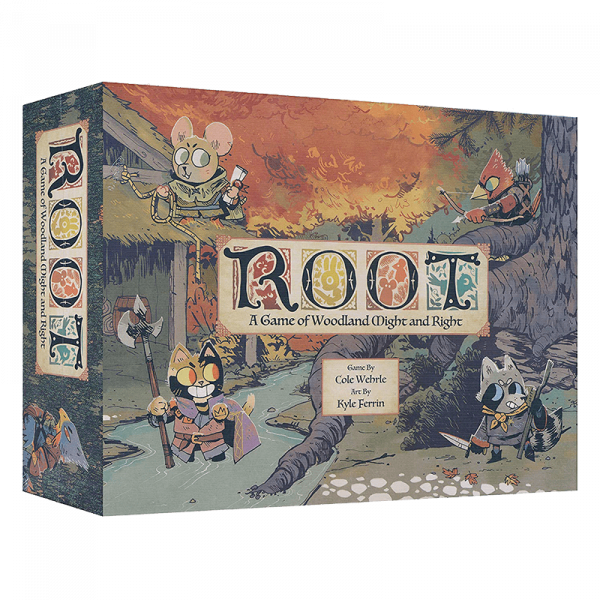 Root [0]