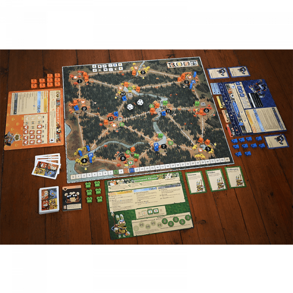 Root: The Clockwork Expansion [1]