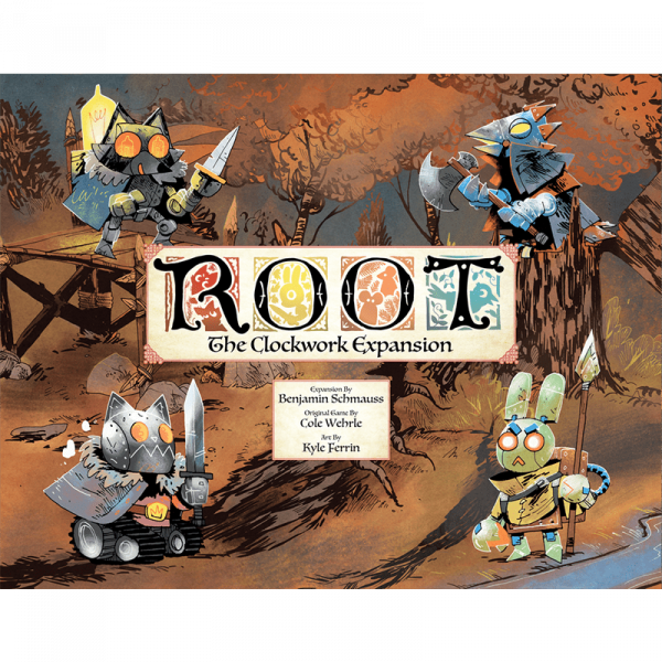 Root: The Clockwork Expansion [0]