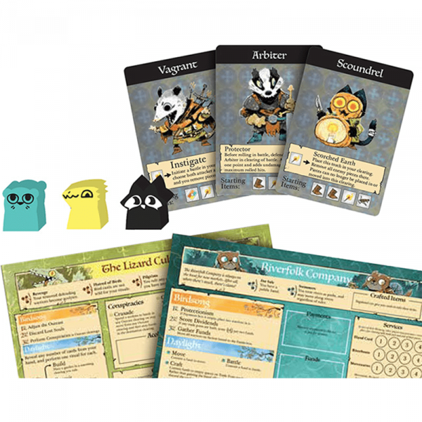 Root: The Riverfolk Expansion (5th Printing) 2