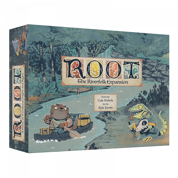 Root: The Riverfolk Expansion (5th Printing) 0