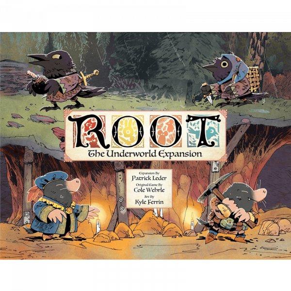 Root: The Underworld Expansion 0