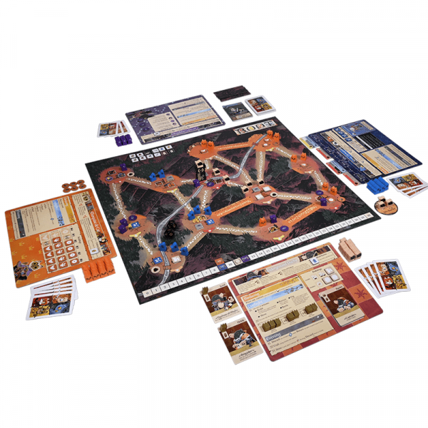 Root: The Underworld Expansion [1]