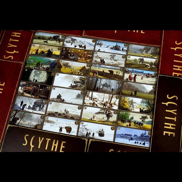 Scythe [5]