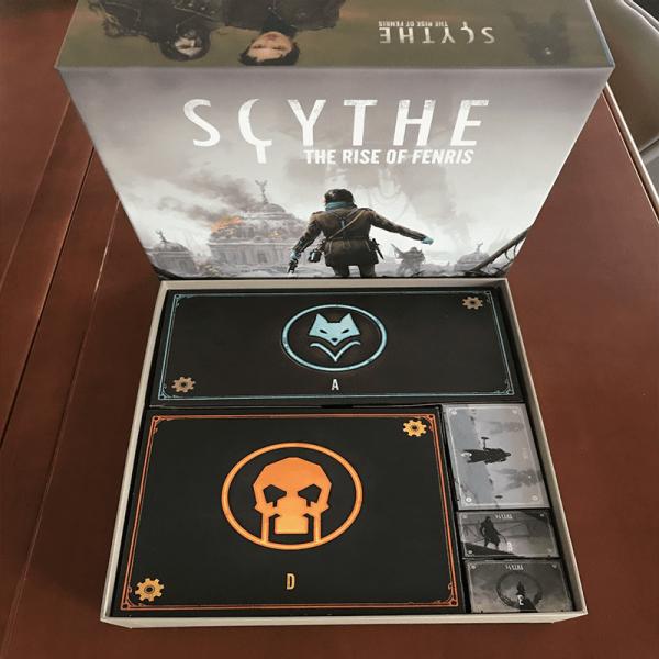 Scythe: Rise of Fenris [1]