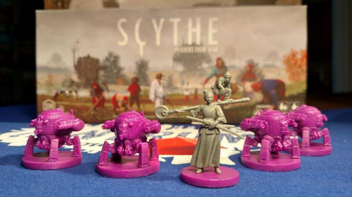 Scythe: Invaders from Afar [1]
