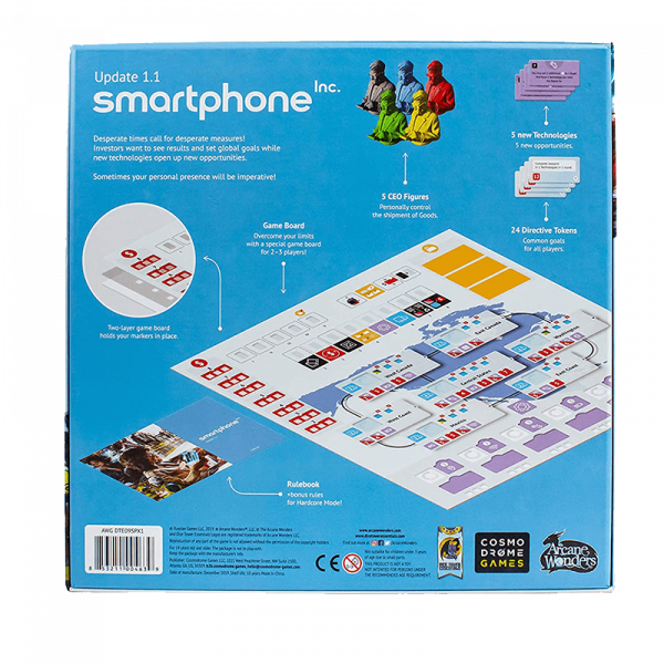 Smartphone Inc.: Update 1.1 1
