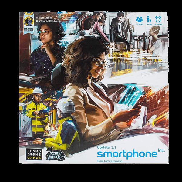 Smartphone Inc.: Update 1.1 0