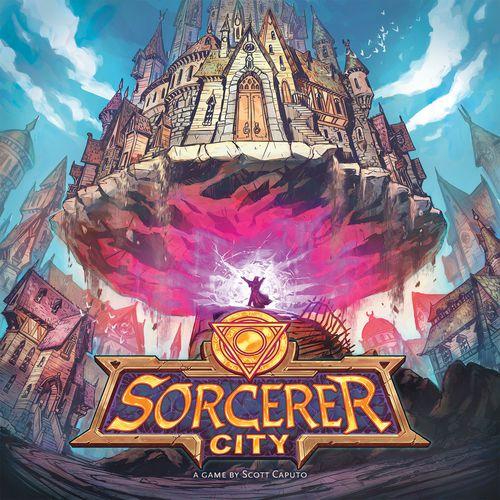 Sorcerer City [0]