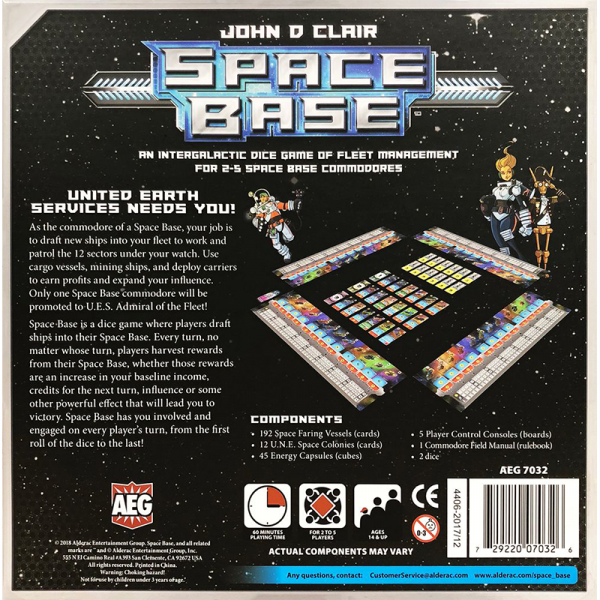 Space Base 1