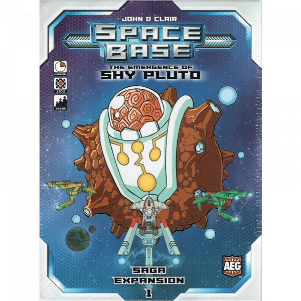 Space Base: The Emergence of Shy Pluto [0]