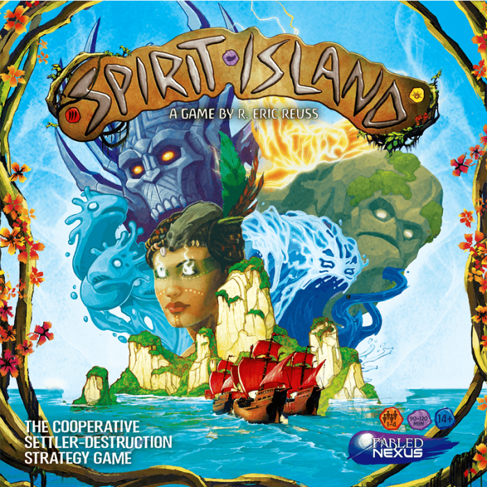 Spirit Island 0
