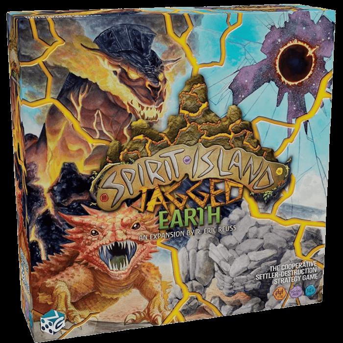 Spirit Island: Jagged Earth [0]