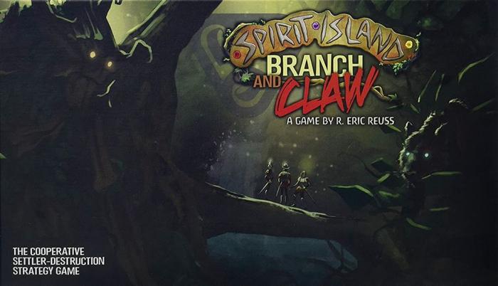 Spirit Island: Branch & Claw [0]