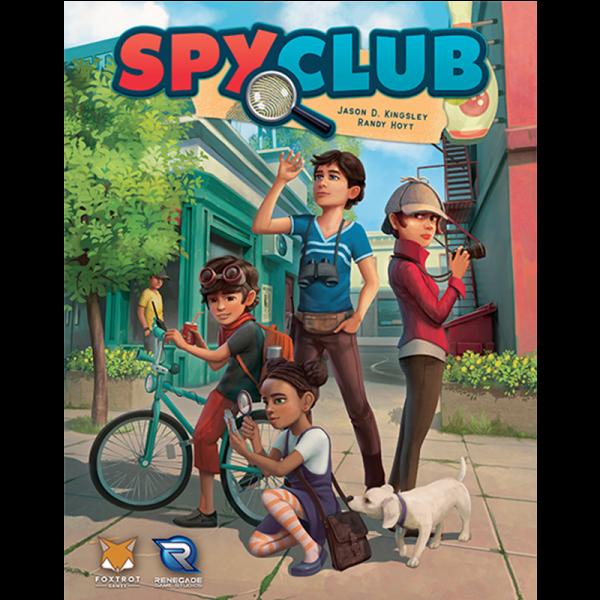Spy Club 0