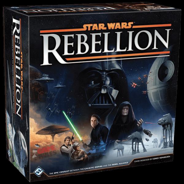 Star Wars: Rebellion 0