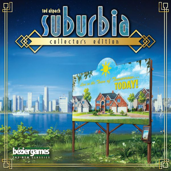 Suburbia Collector's Edition 0