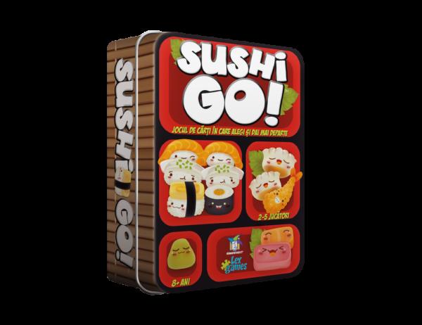 Sushi Go (Romanian Edition) [0]