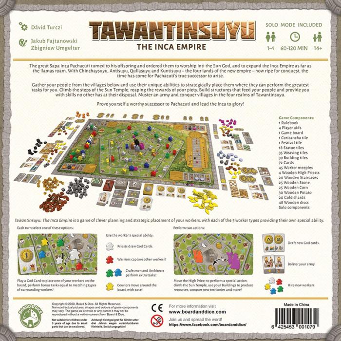 Tawantinsuyu: The Inca Empire [1]