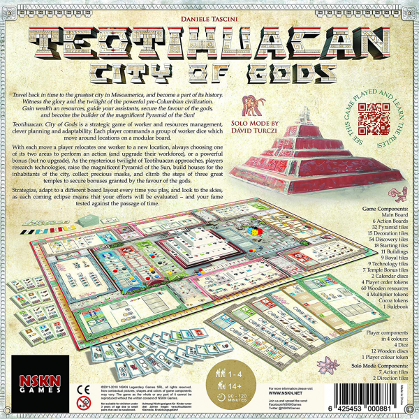 Teotihuacan: City of Gods 1