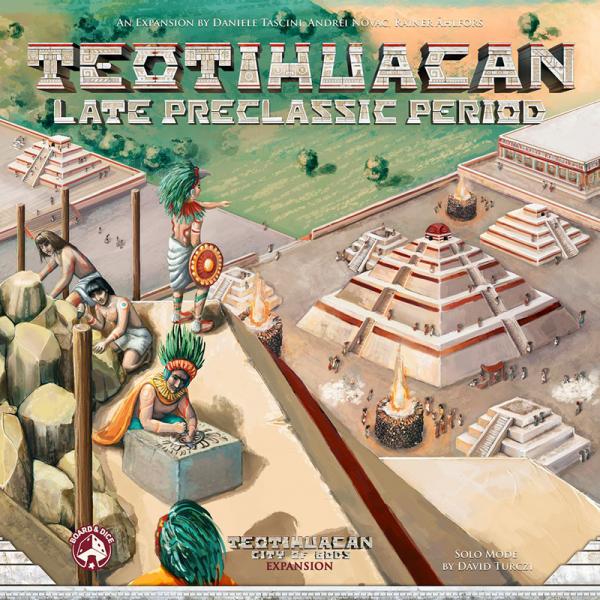 Teotihuacan: Late Preclassic Period [0]
