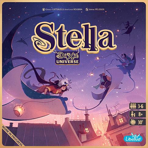 (PRECOMANDA) Stella - Dixit Universe [0]