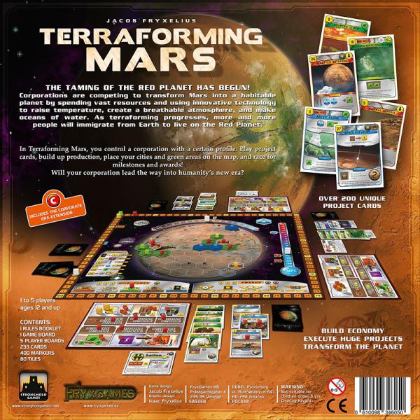 Terraforming Mars (English Version) 1