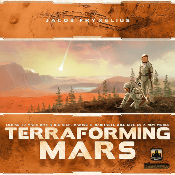 Terraforming Mars (English Version) 0