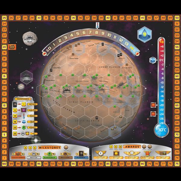 Terraforming Mars (English Version) 3