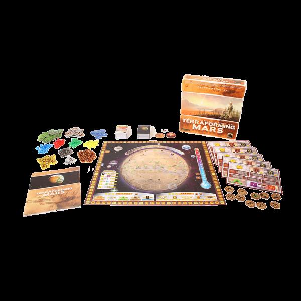 Terraforming Mars (English Version) 2