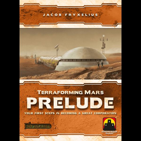 Terraforming Mars: Prelude 0
