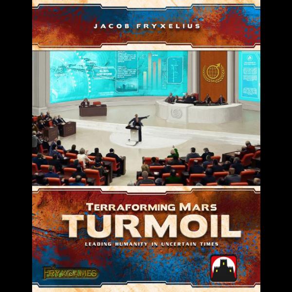 Terraforming Mars: Turmoil [0]