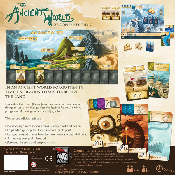 The Ancient World (2nd edition) 1