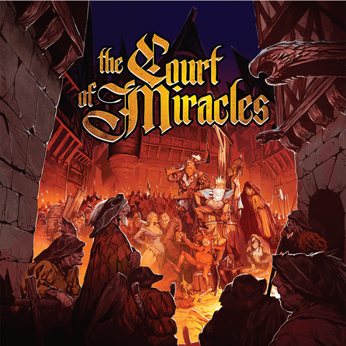 The Court of Miracles 0