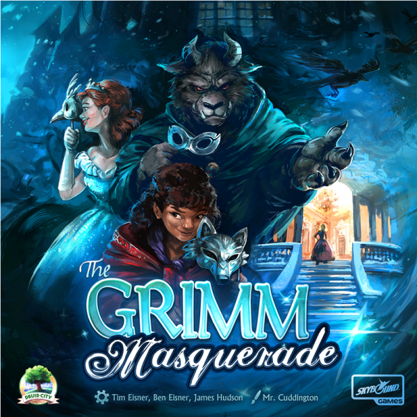The Grimm Masquerade 0