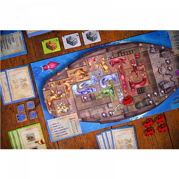 (PRECOMANDA) The Isle of Cats (Kickstarter Edition) [2]