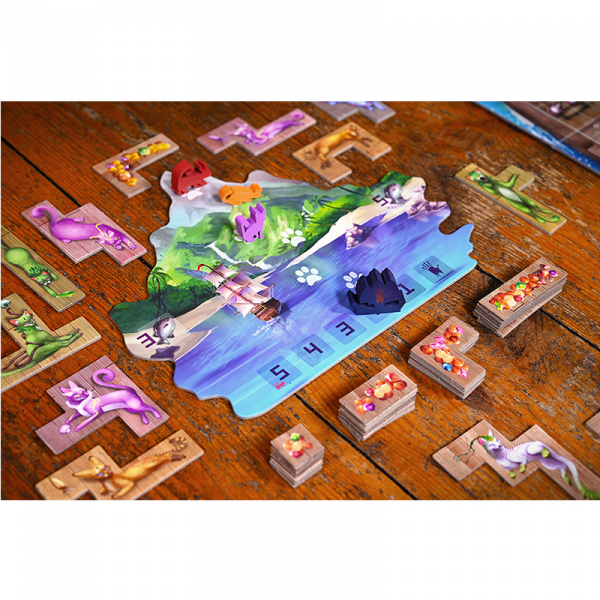 (PRECOMANDA) The Isle of Cats (Kickstarter Edition) [4]