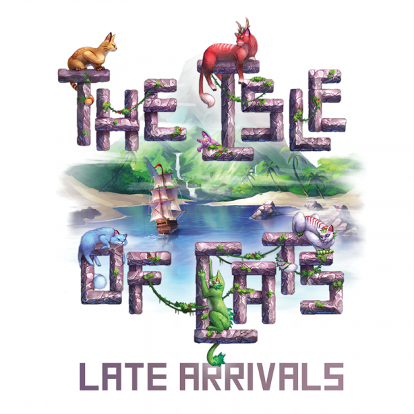 The Isle of Cats: Late Arrivals 0