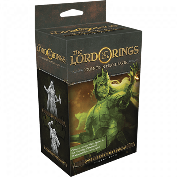 The Lord of the Rings: Journeys in Middle-Earth – Dwellers in Darkness Figure Pack 0