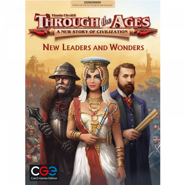 Through the Ages: New Leaders & Wonders [0]
