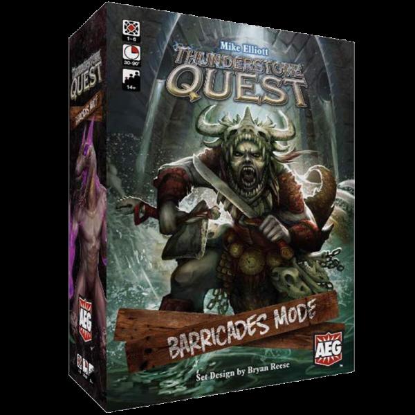 Thunderstone Quest: Barricades 0