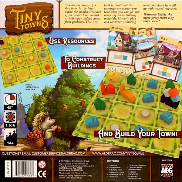 Tiny Towns 1
