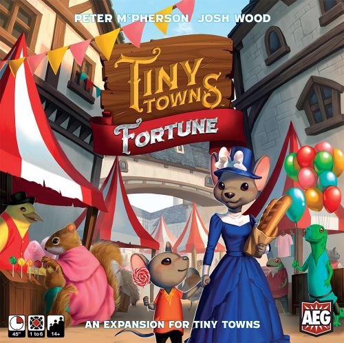 Tiny Towns: Fortune 0